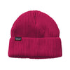 Patagonia Fisherman Rolled Beanie lue - Craft Pink
