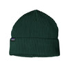 Patagonia Fisherman Rolled Beanie lue - Piki Green