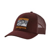 Line Logo Ridge LoPro Trucker Hat