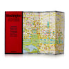 Washington DC Red Maps - Bykart med Shopping, Design og Arkitektur