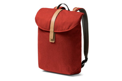 Bellroy Slim Backpack 16L ryggsekk - Red Ochre