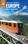 Rough Guides Europe On A Budget 9780241270332