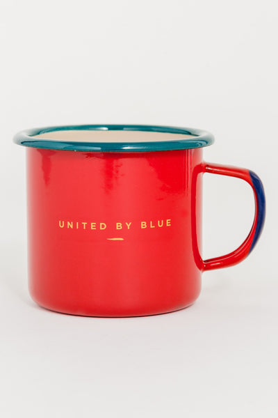 Enamel Mug Places You'll Go