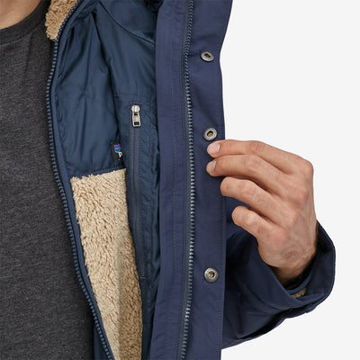 Isthmus 3-in-1 Jacket Herre