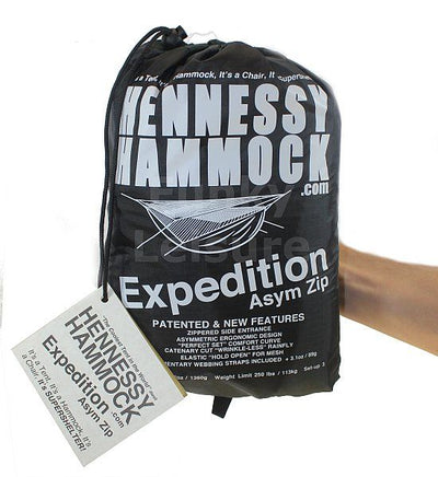Hennessy Hammocks Expedition Zip