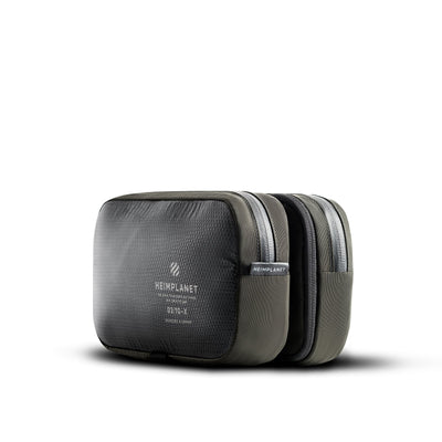 Monolith Dopp Kit toalettmappe - Dark Grey