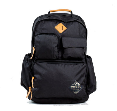 United by Blue Arid Backpack 24L Black ryggsekk