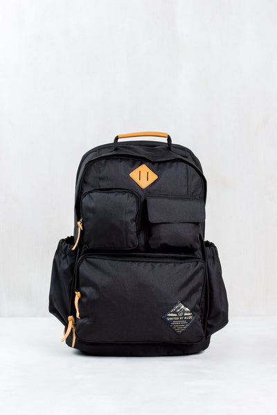 United By Blue Arid Backpack 24L Ryggsekk Black