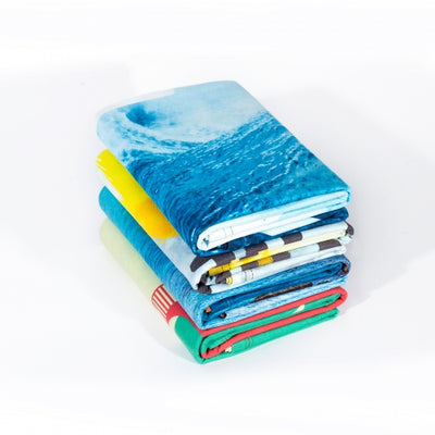 Bubel Towels 4 Waves on top