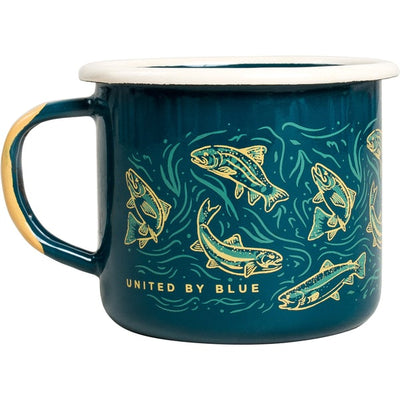 Enamel Mug Upstream