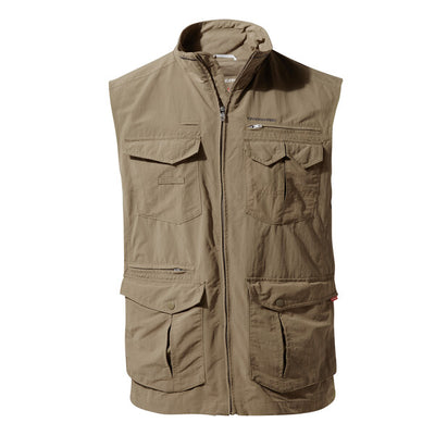 Craghoppers Nosilife Adventure Gilet Pebble produktbilde