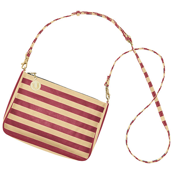 Garnet & Old Gold Crossbody Bag - Lillybee Style