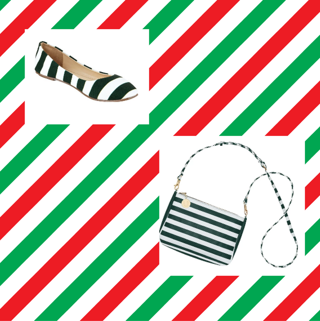 Green and White Holiday Collection One - Lillybee Style