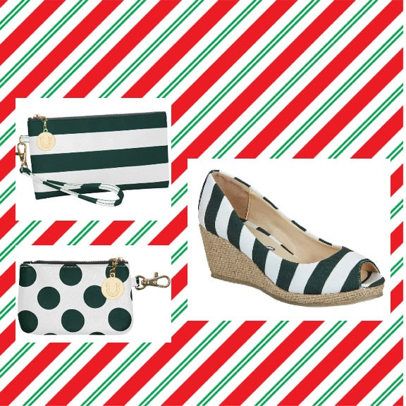 Green and White Holiday Collection Two - Lillybee Style
