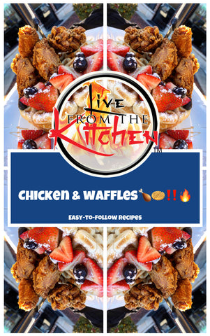 Chicken & Waffles Recipe!