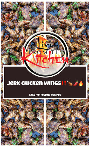 Jerk Chicken Recipe!