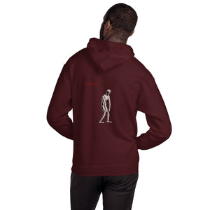 Arelius Sleepwalker - Unisex Hoodie (In All Colors). Buy a Hoodie and get BOTH the Lucid Dreamin' and Sleepwalker compilations for FREE. Add the 3 items to your cart and Enter Code:- BFDHoodie+Music
