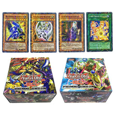 288 kpl / setti Yu Gi Oh Game Collection-kortti Yugioh-kortit Kuva-lelukortit English Version 87 * 62mm