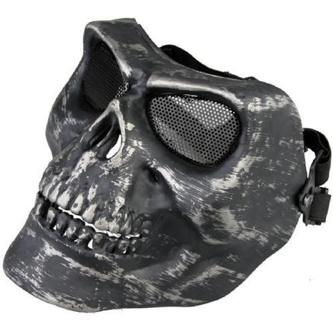 Outdoor Airsoft Paintball Mask Military Equipment Mascara Army Horror Tacitcal Masks Täysi kasvot Skull Mask Fallout
