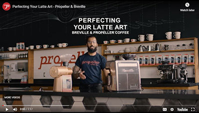 Perfecting Your Latte Art