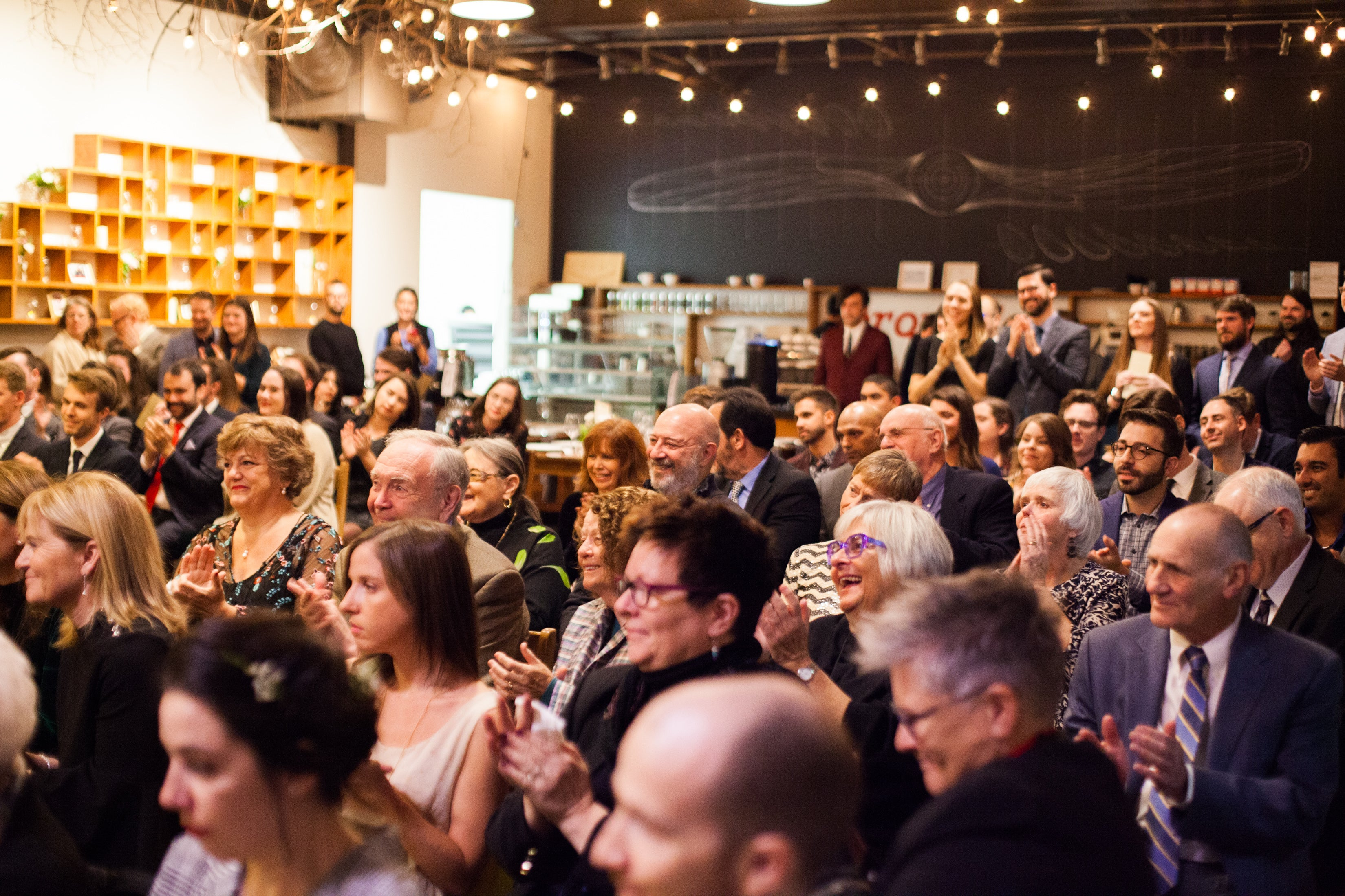 Toronto event space - Propeller Coffee Roastery and cafe