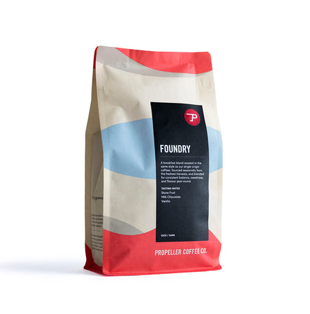 Foundry Retail 12oz & 5lb