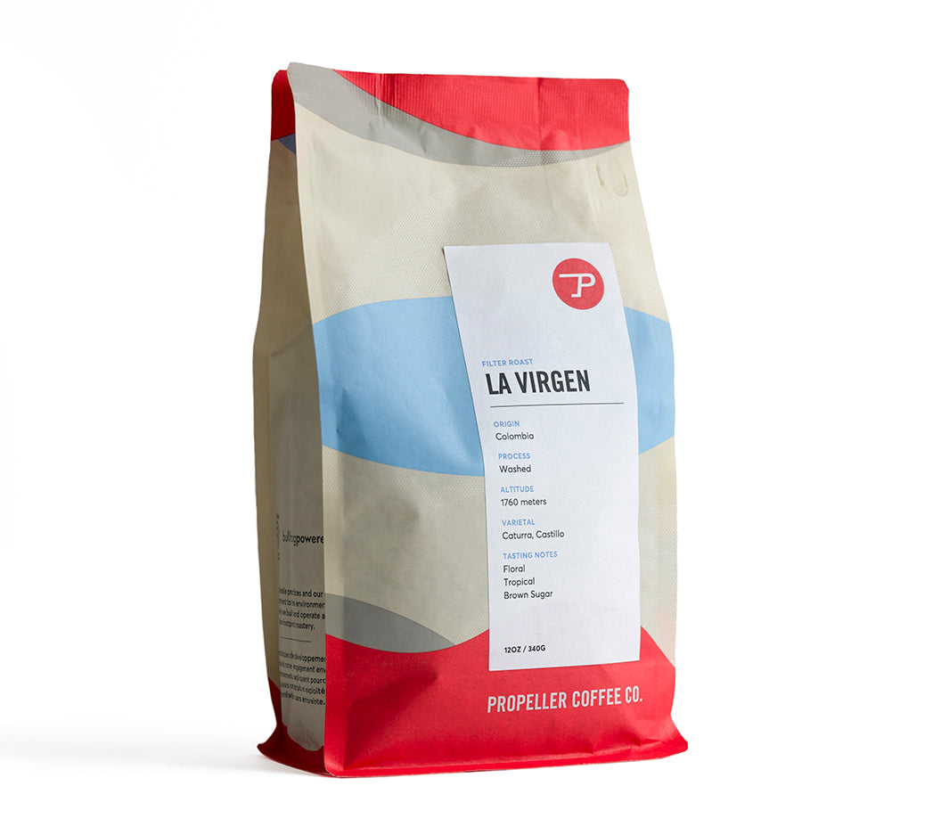 Colombia La Virgen 12oz