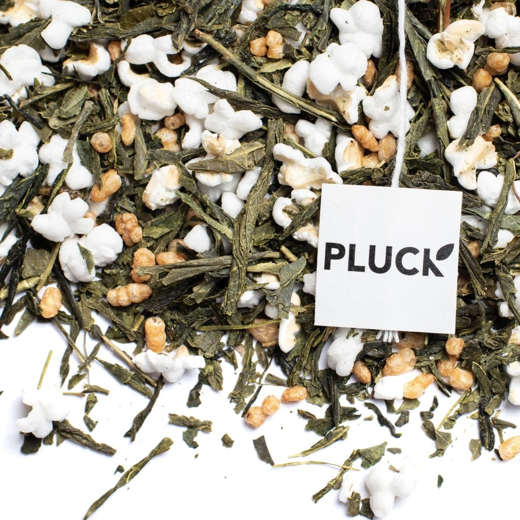 Movie Night Genmaicha from Pluck Teas