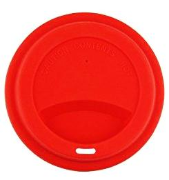 Red Hot Beverage Lids