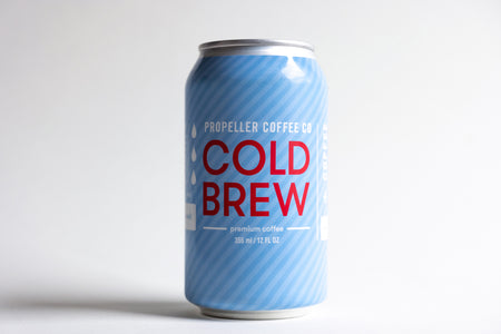 Propeller Cold Brew Cans