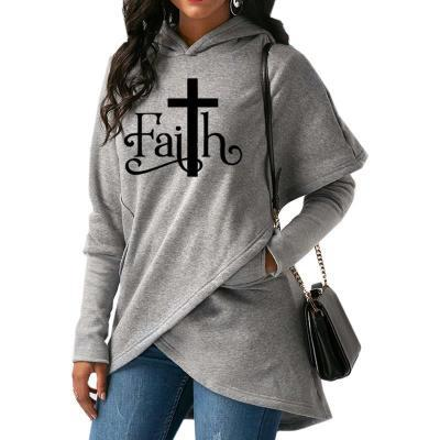 New Woman Of Faith Hoodie