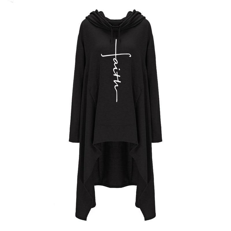 Woman of Faith Hoodie