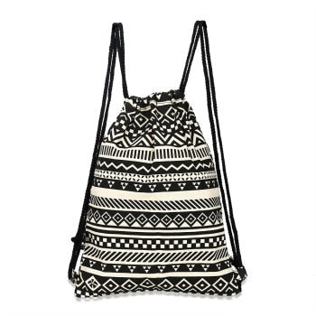 Fabric Women Backpack