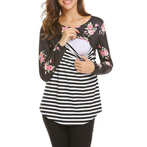 Fleury Nursing Top