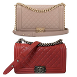 MARCI Crossbody Quilted  Bag