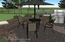 Paver Patio #08-031001-01