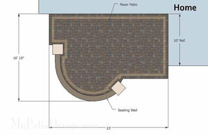 Paver Patio #10-031001-01