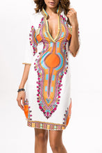 Load image into Gallery viewer, Exotic V Neck l Dress