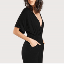Load image into Gallery viewer, Sexy Deep V-Neck Body Jumpsuit