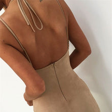 Load image into Gallery viewer, Sexy Bandages Straps V-Neck Jumpsuit