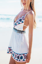 Load image into Gallery viewer, Bohemian Backless  Bohemian  Dress