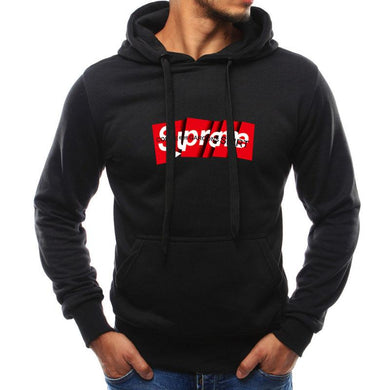 Supreme New Trend Sports Fashion Street Men's Hoodie