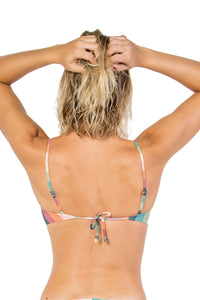 Rainbow Lines Underwire Top
