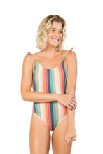 Ties Rainbow Lines One Piece