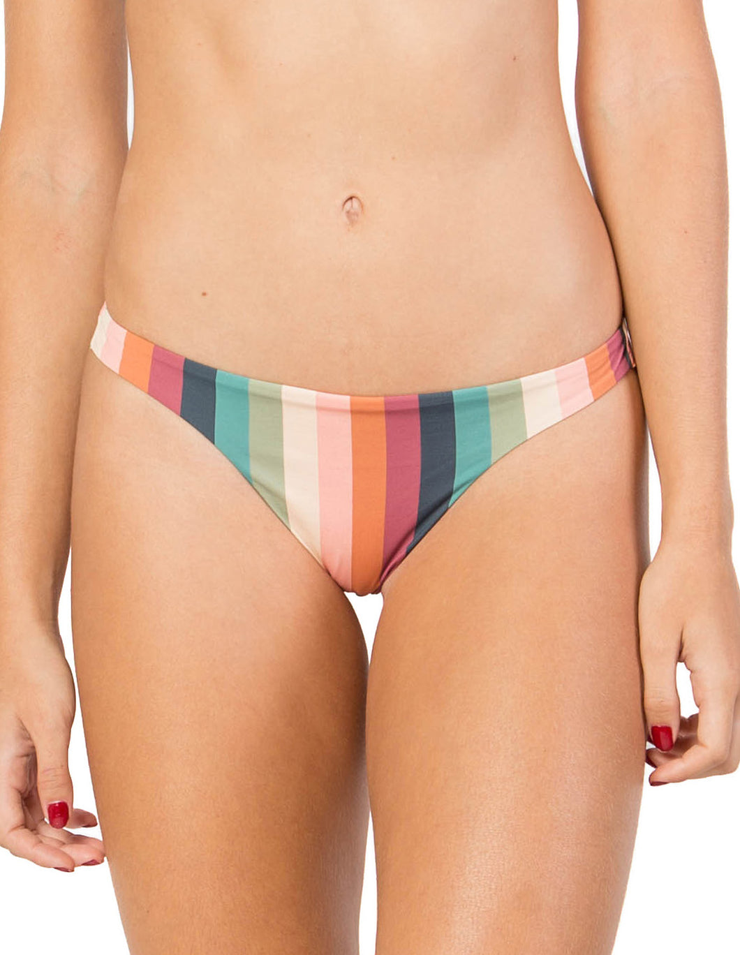 Rainbow Lines Cheeky Bottom