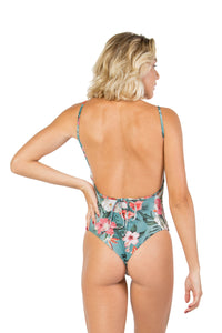 Blossom Mixed One Piece