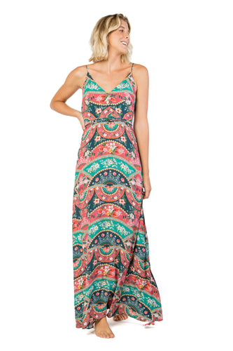 Romantic Maxi Dress