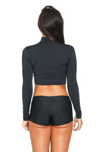 Surf Black Short