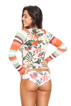 Surf Lily Mix Rashguard