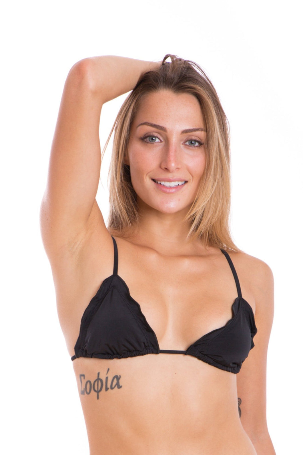 Basic Cool Wind Bikini Top
